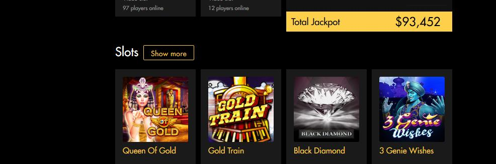 Black Diamond Casino Bonuses Codes 3