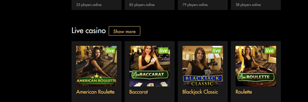 Black Diamond Casino Bonuses Codes 5
